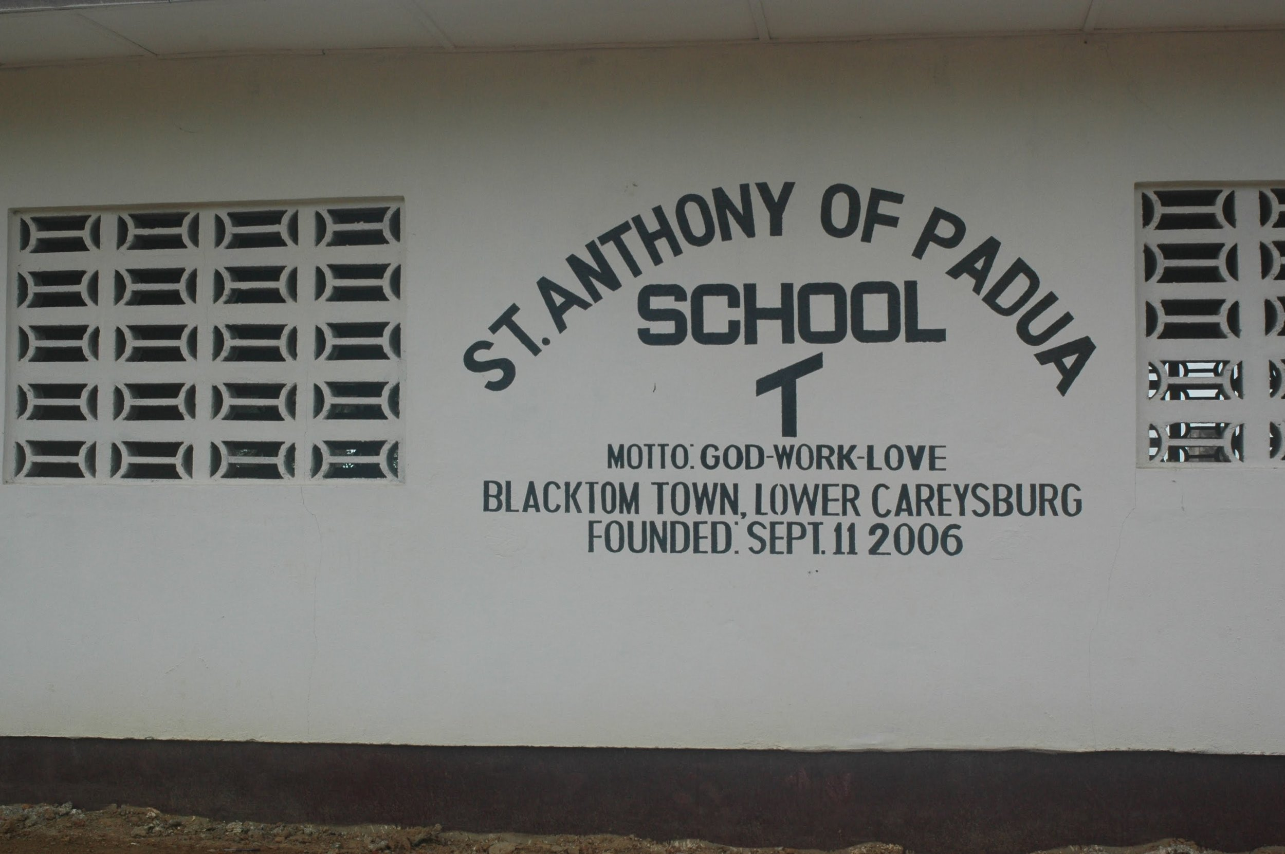Our St. Anthony of Padua School was founded in 2006.
