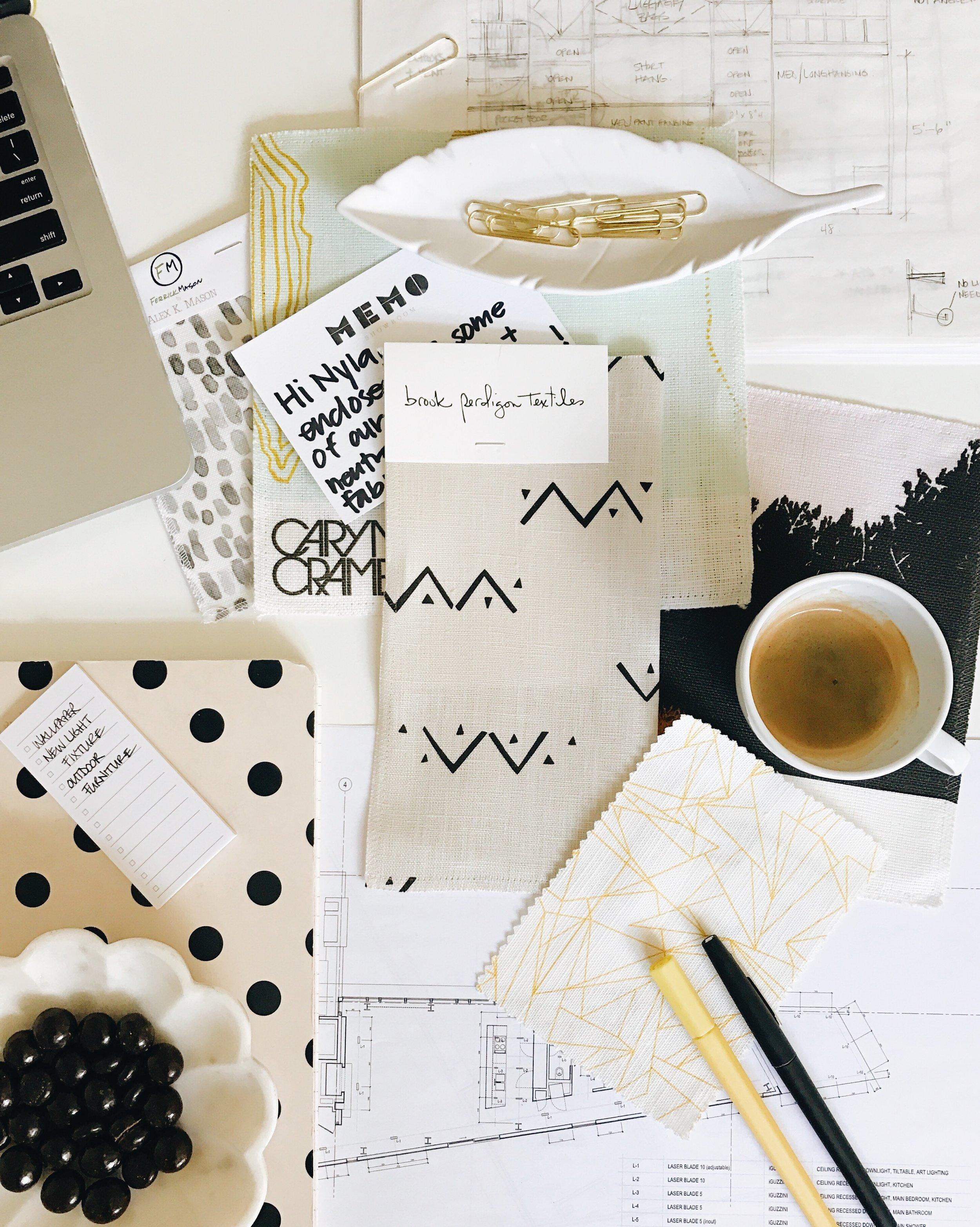 What's On Nyla's Desk, Nyla Free Designs Inc.
