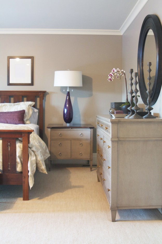 Nyla Free Designs Inc Before And After Master Bedroom