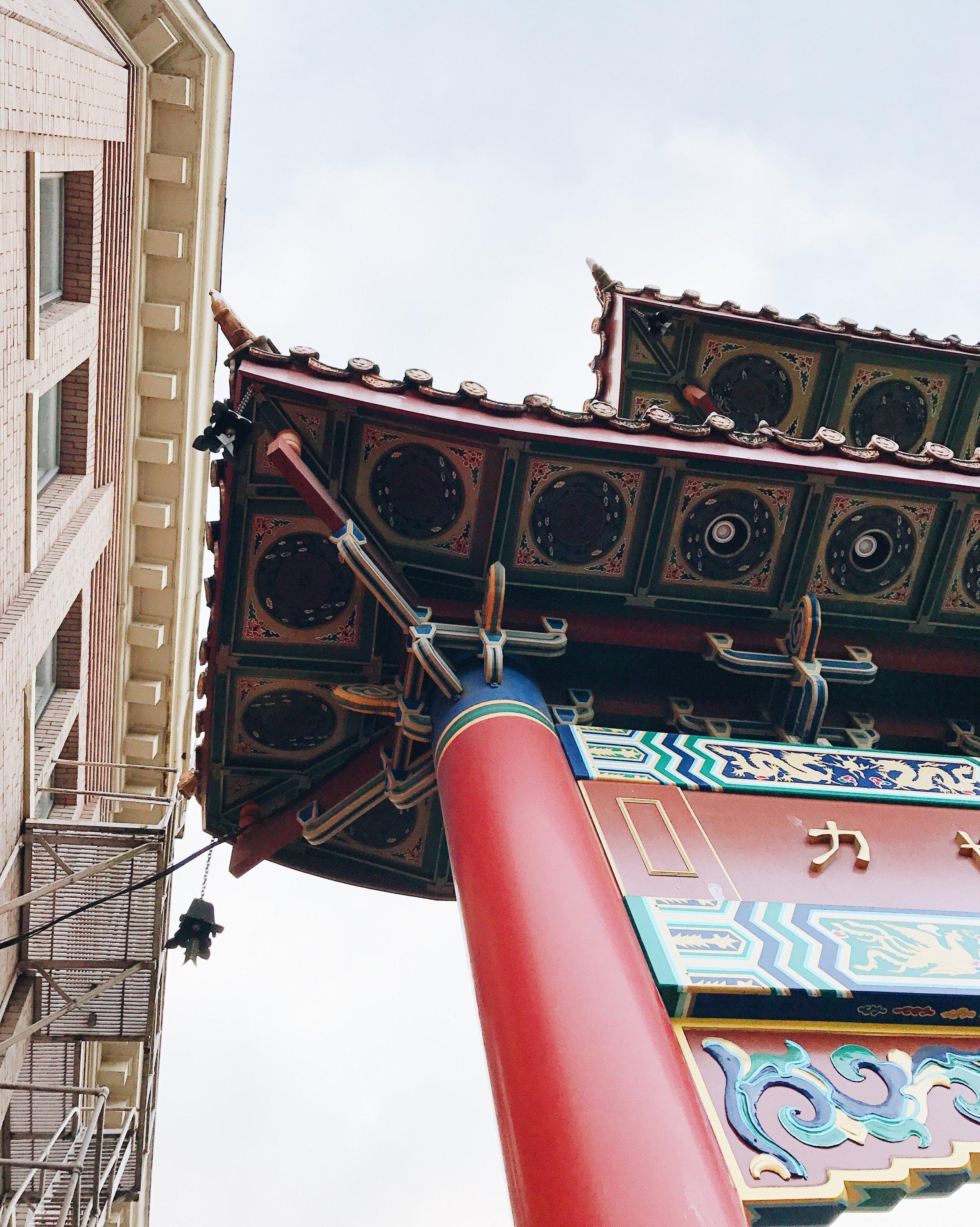 Chinatown, Victoria BC, Nyla Free Designs Inc