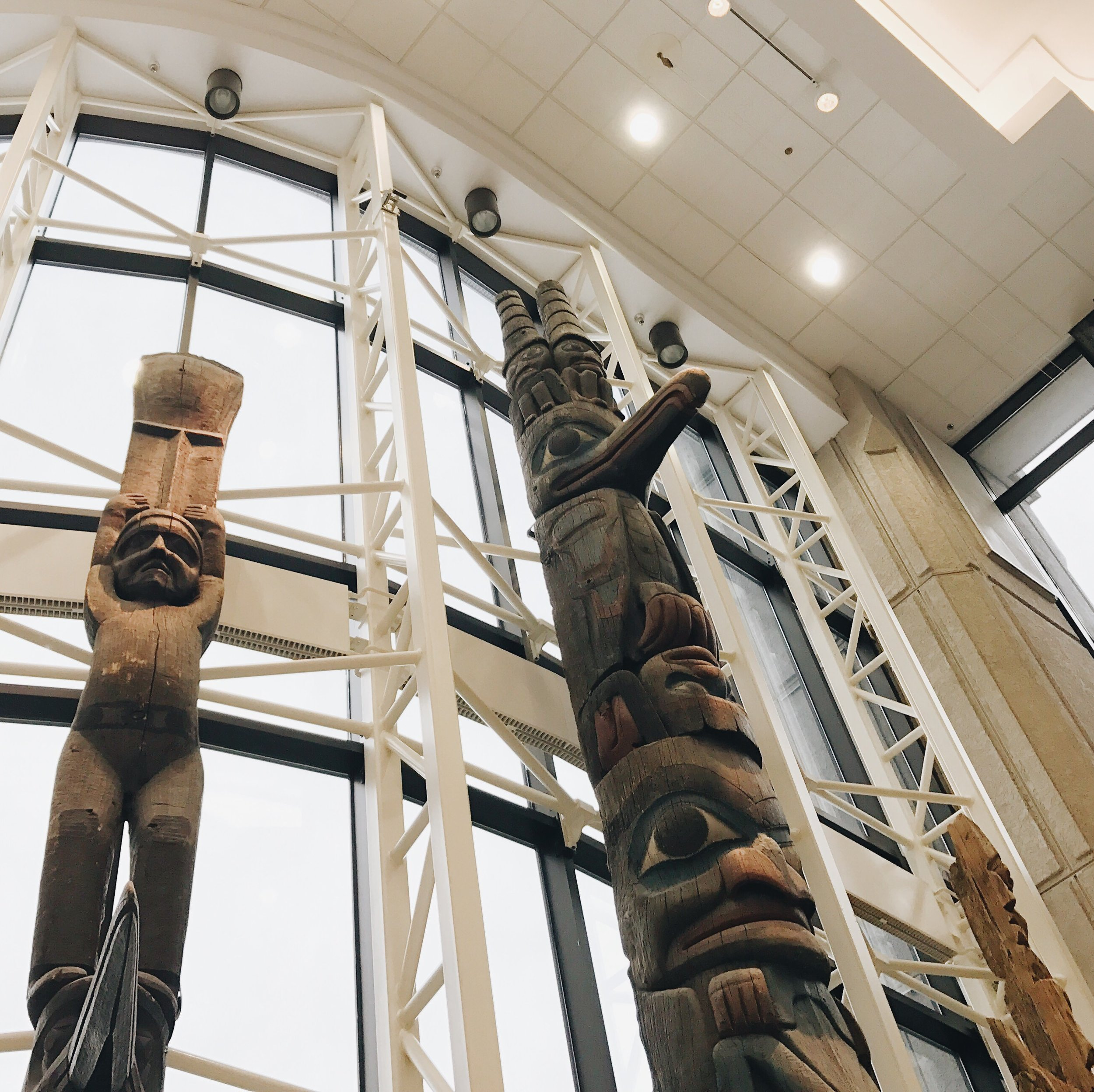 Royal British Museum, Victoria BC, Nyla Free Designs Inc