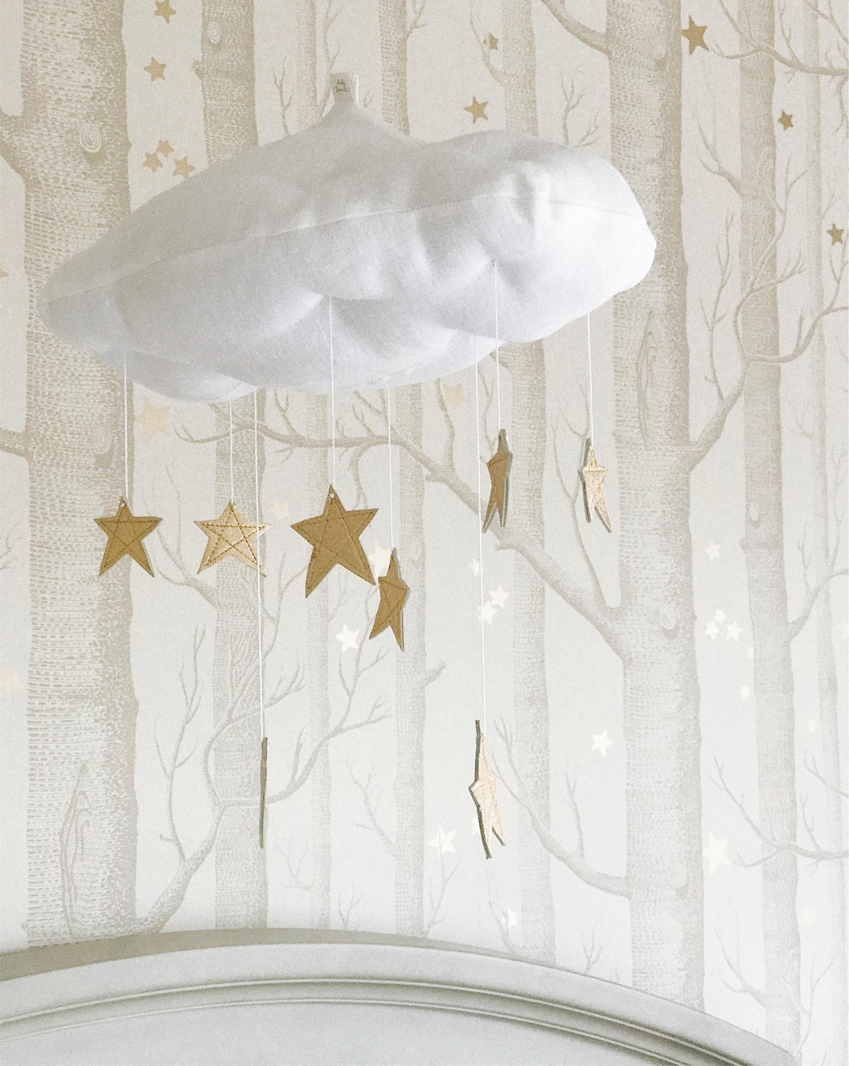 Gender Neutral Nursery, Nyla Free Designs Inc., Calgary Interior Designer