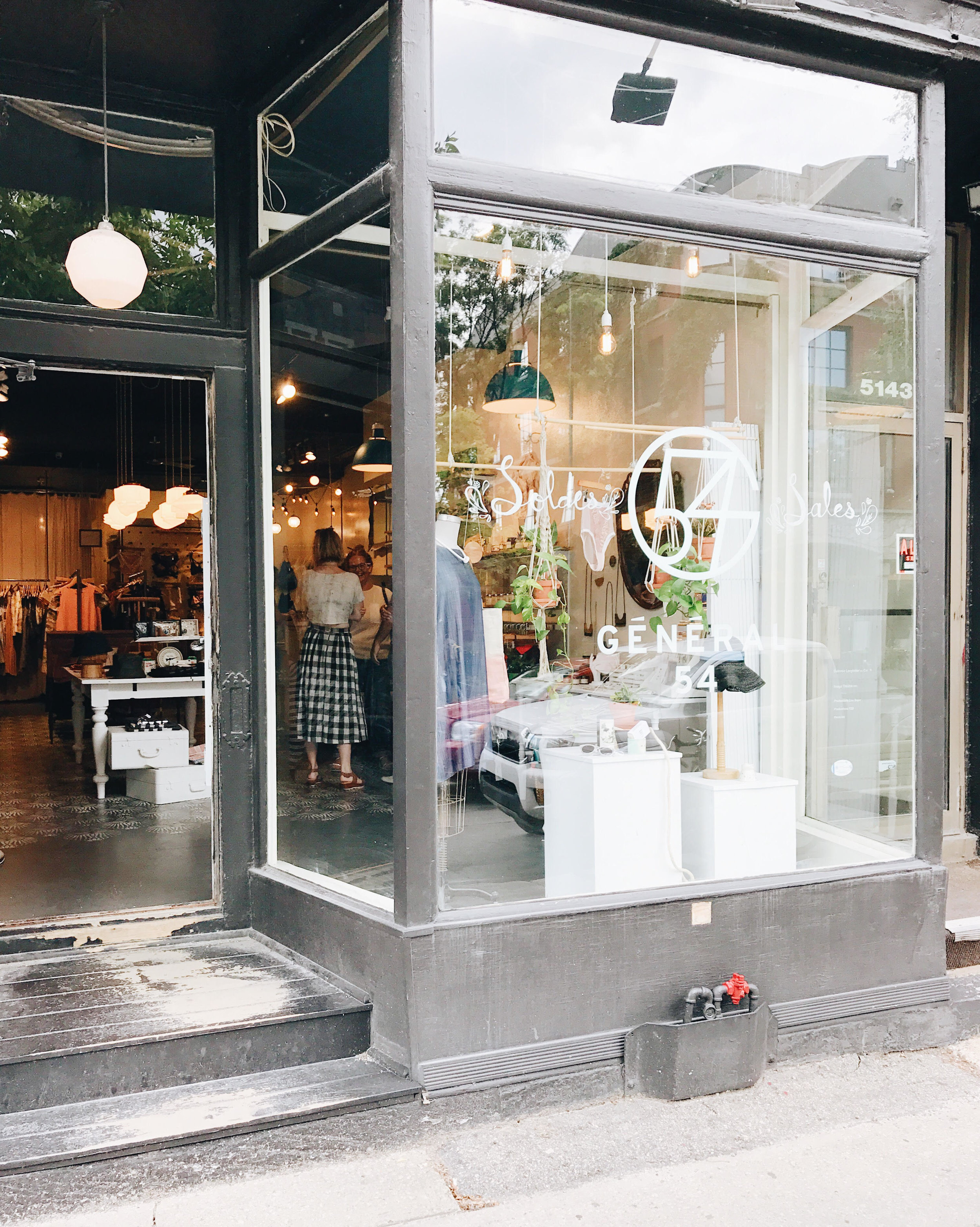 General 54, Nyla Free Designs Travels Montreal, Weekend Guide, Travel Tips, Canada, Calgary Interior Designer