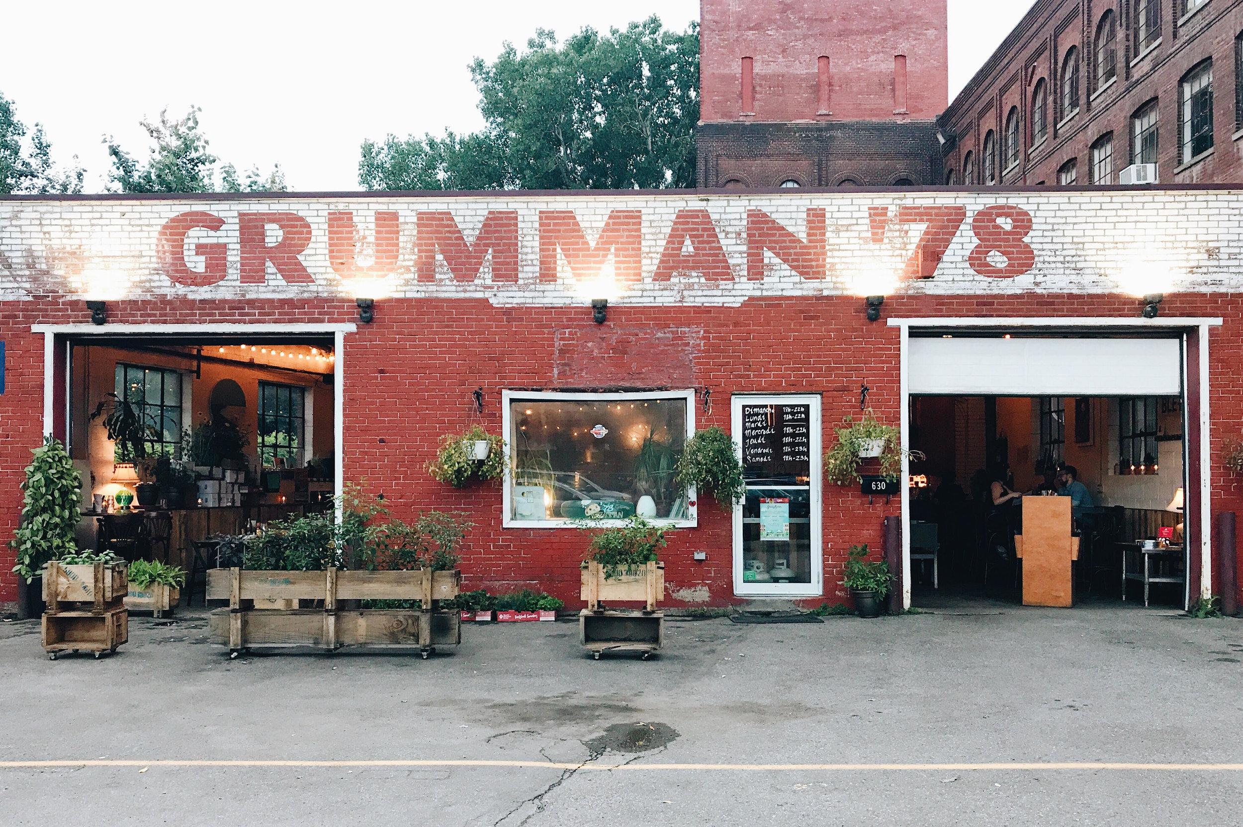 Grumman '78, Nyla Free Designs Travels Montreal, Weekend Guide, Travel Tips, Canada, Calgary Interior Designer