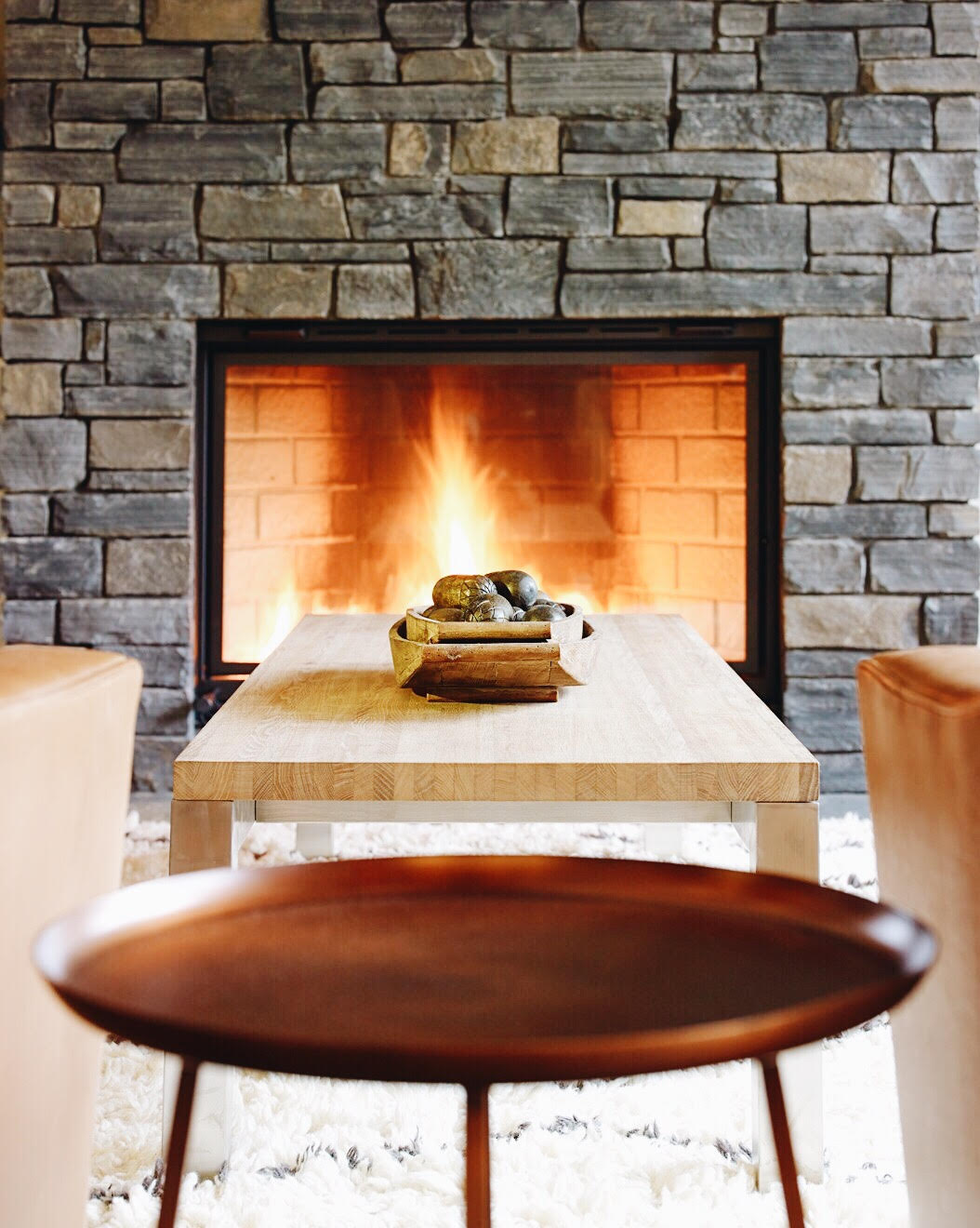 Canmore Mountain Retreat, Fireplace, Nyla Free Designs Inc., Calgary Interior Designer