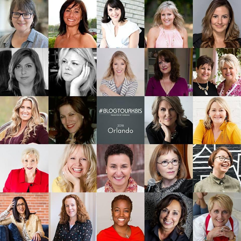 BlogTour KBIS 2018 participants