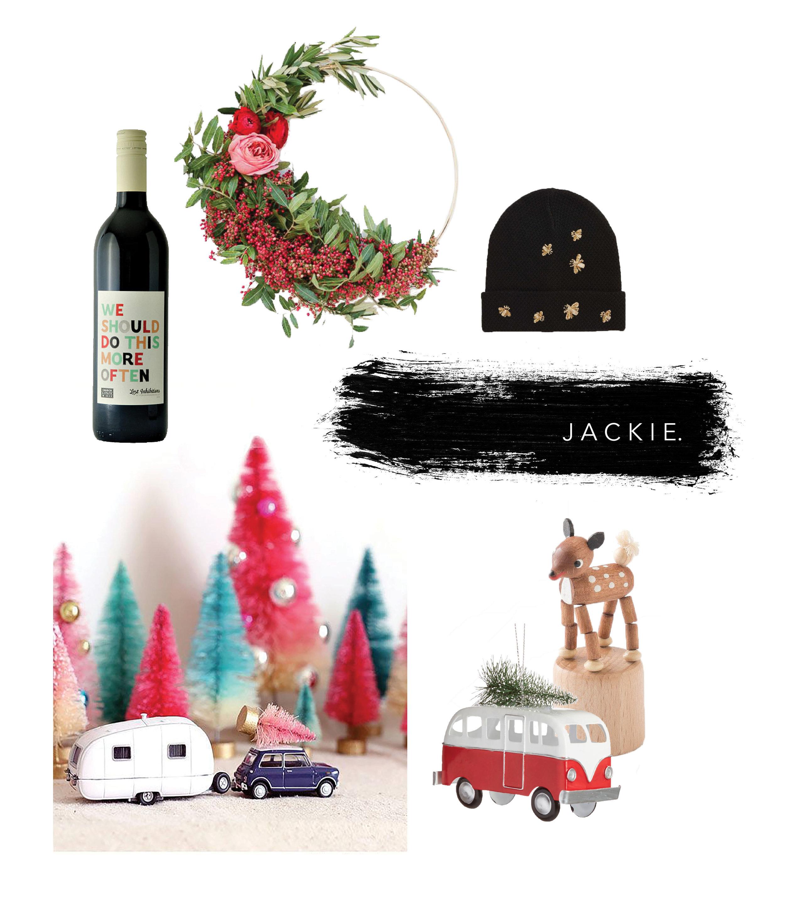 Nyla Free Designs, Jackie, Staff Picks, Christmas 2017