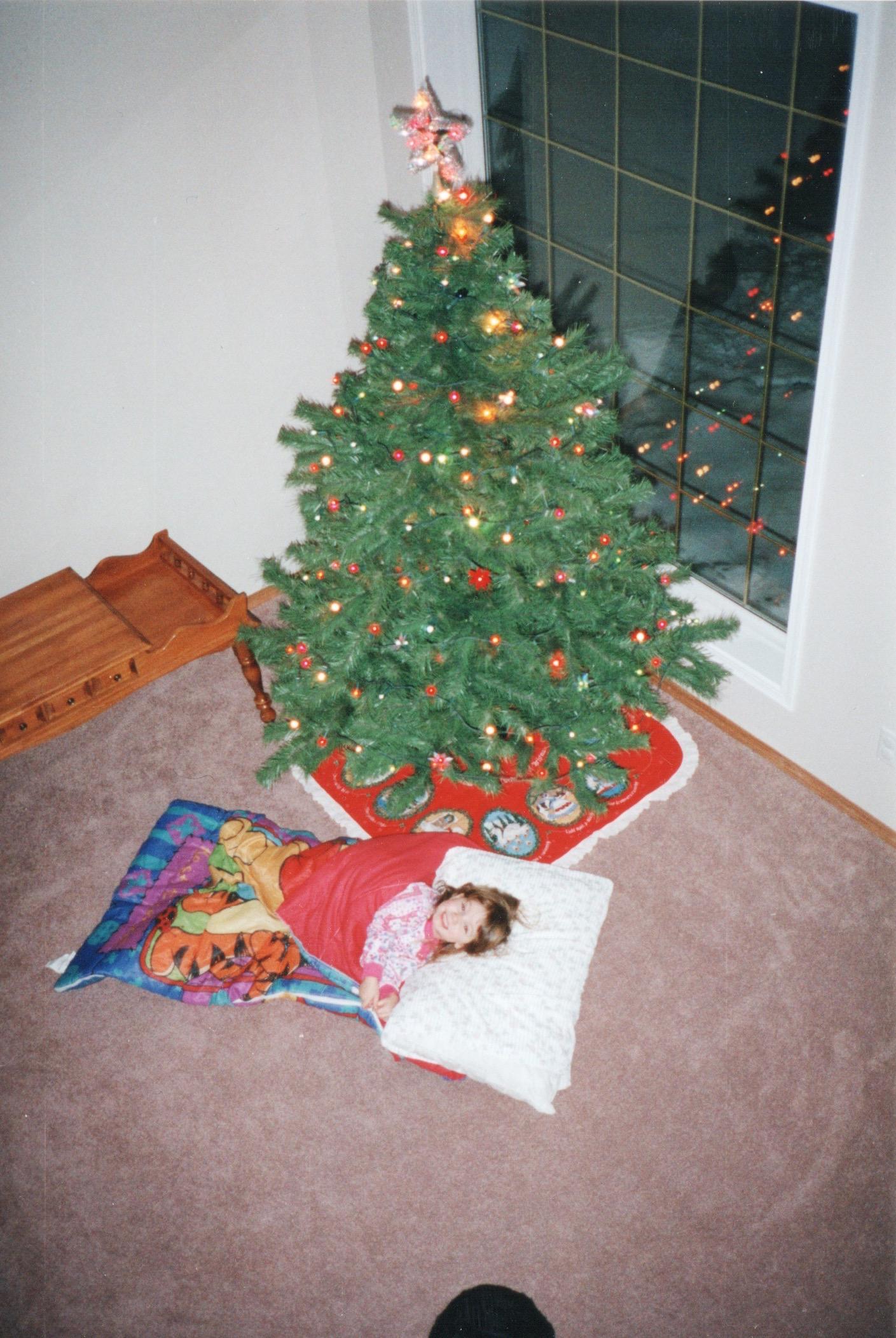 Nyla Free Designs, Christmas Traditions, Calgary Interior Designer