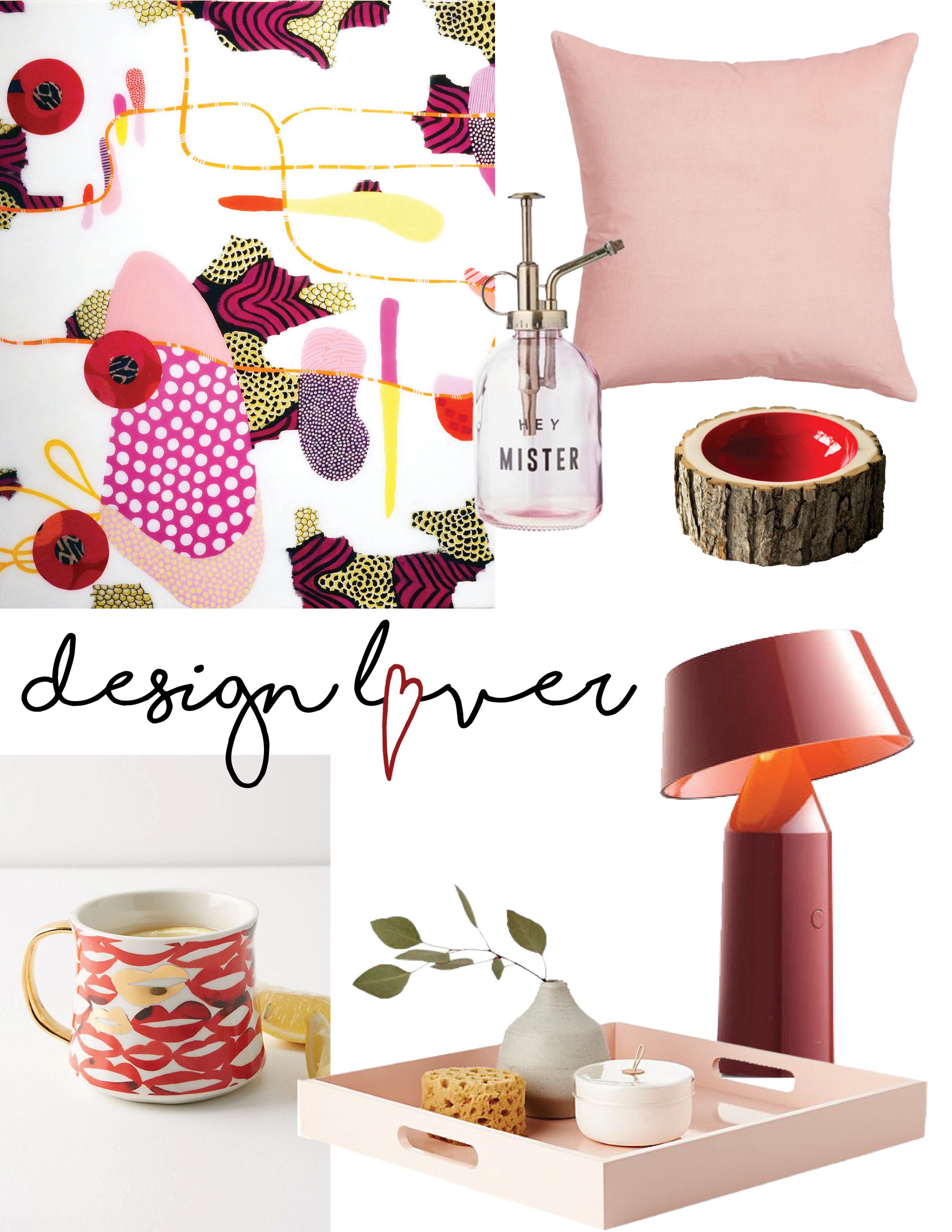 Valentine's Day, Gift Ideas for the Design Lover, Nyla Free Designs, Calgary Interior Designer
