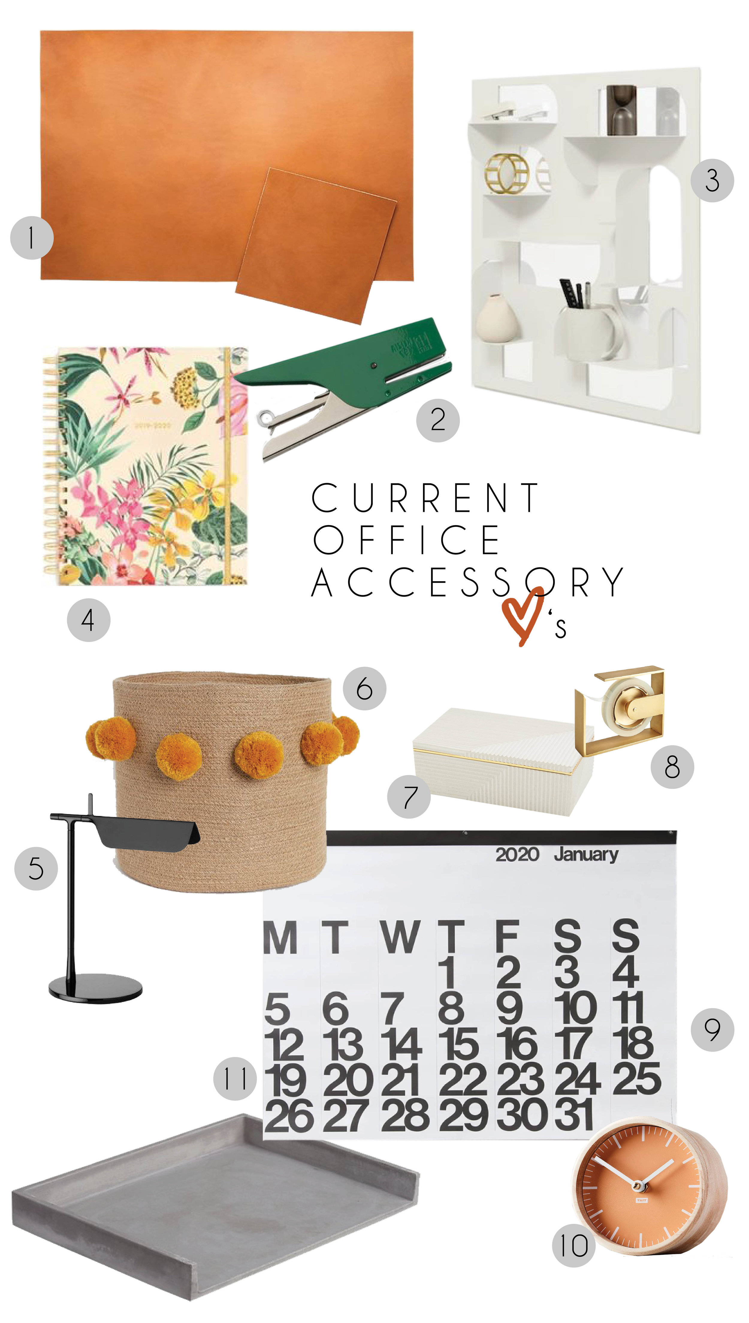 office accessory loves, office round ups