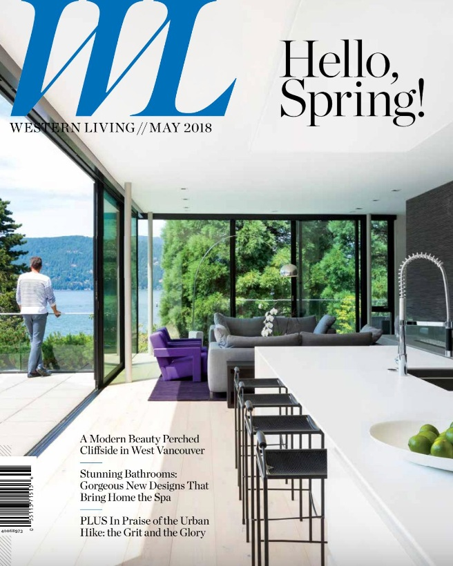 Nyla Free Designs, Western Living Feature, Elbow Park Modern