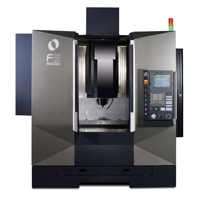 Makino F5 (super high accuracy 3 axis die /mold milling machine)