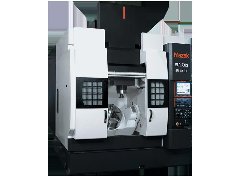 Mazak VariAxis 630 (5 axis milling machine)