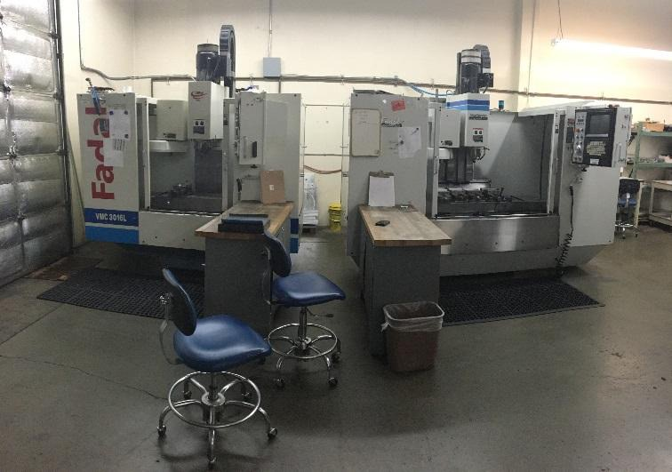 Fadals 3 axis milling