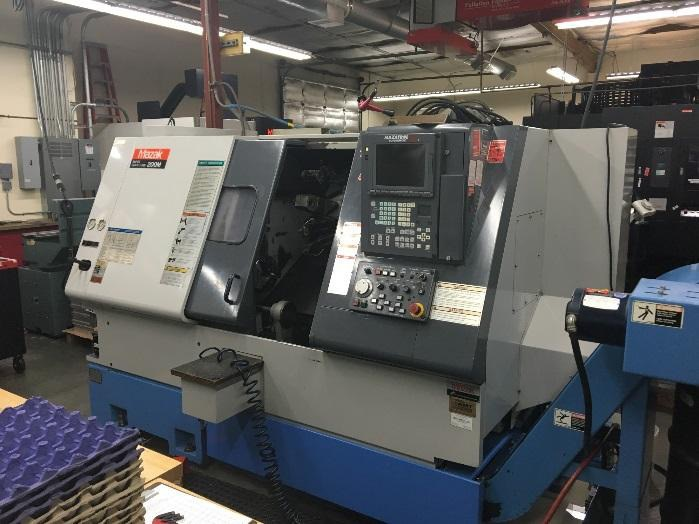 200 MSY mill turn machine
