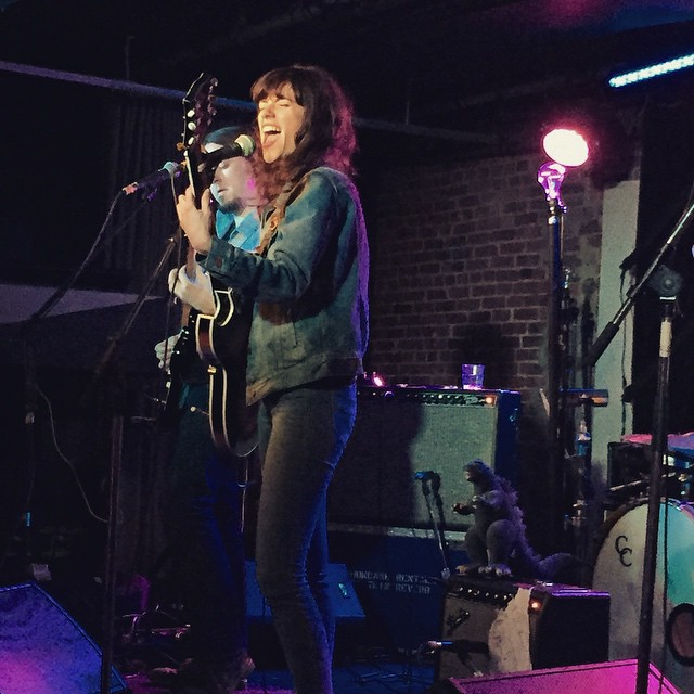 Delayed posting of @natalieprass from a couple weeks back #NataliePrass
