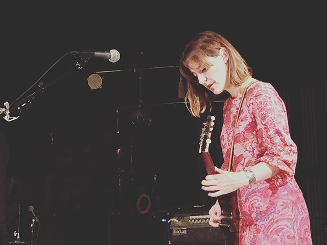 An evening with @feistmusic from October. 📸: @tatertotstagram. . . . . #vancouver #concerts #livemusic #livemusicphotography #yvr #feist #voguetheatre