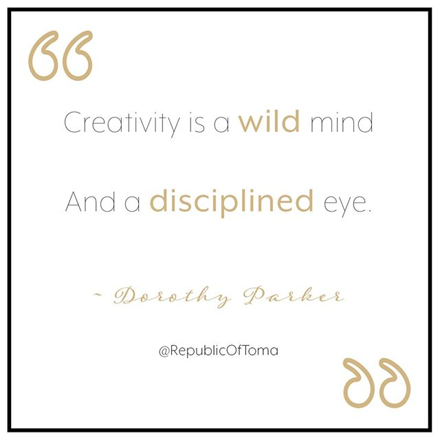 Creativity very much has to do with #yinandyang, with balance. Having that spark and drive to design something new, countered by the ability to edit where needed... this is when brilliance happens. #whatdrivesyou? . . . #republicoftoma #bebold #jewelryaddict #jewelrylover #jewelry #jewellery #jewelryofig #jewelryoftheday #instajewelry #jewelrygram #couture #gems #diamond #gold #jewelrydesigner #venice #italy #necklace #accessories #italiandesigner #handmade #madebyhand #madeinitaly #quote #inspiration