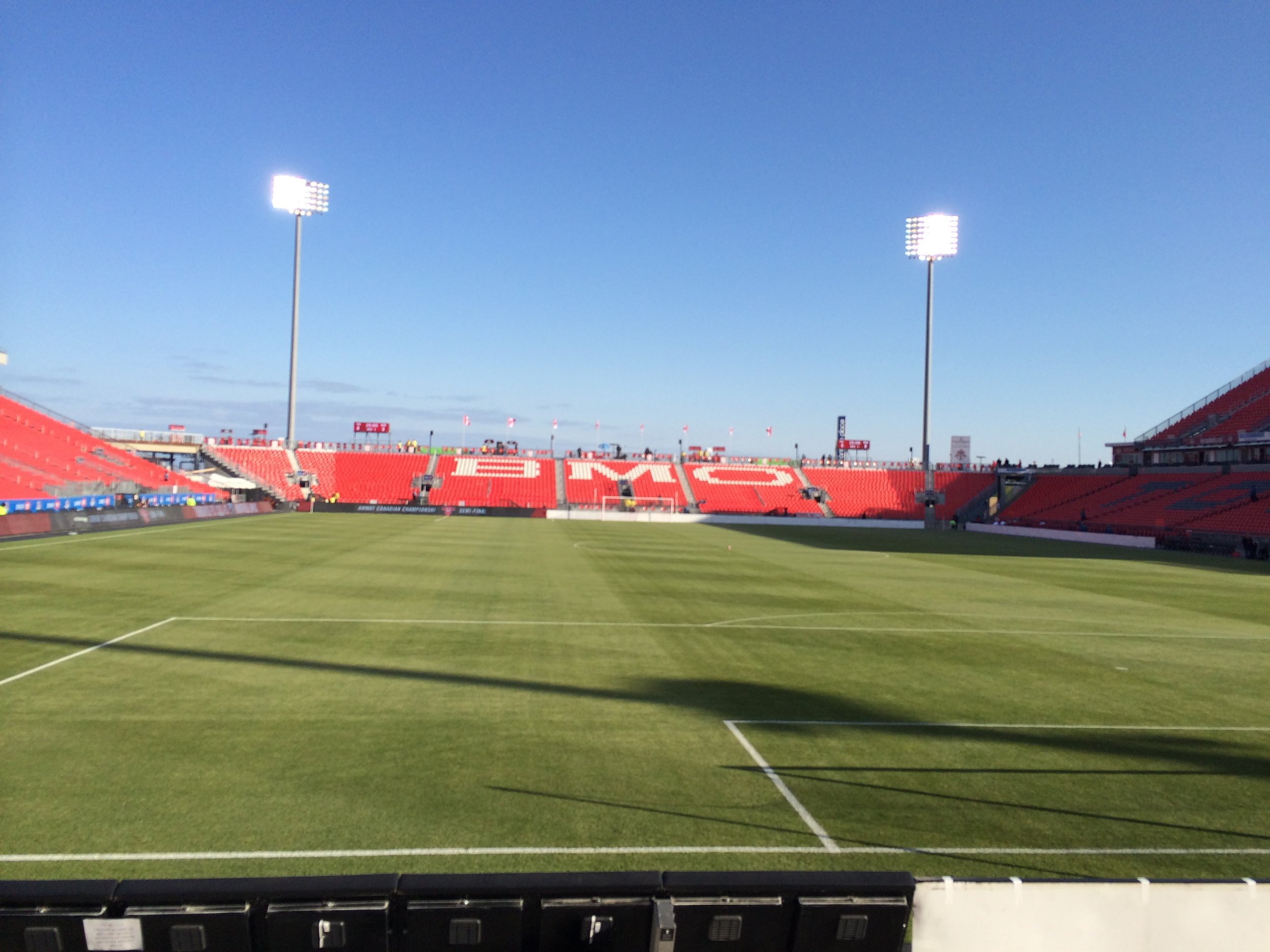 Welcome to BMO Field