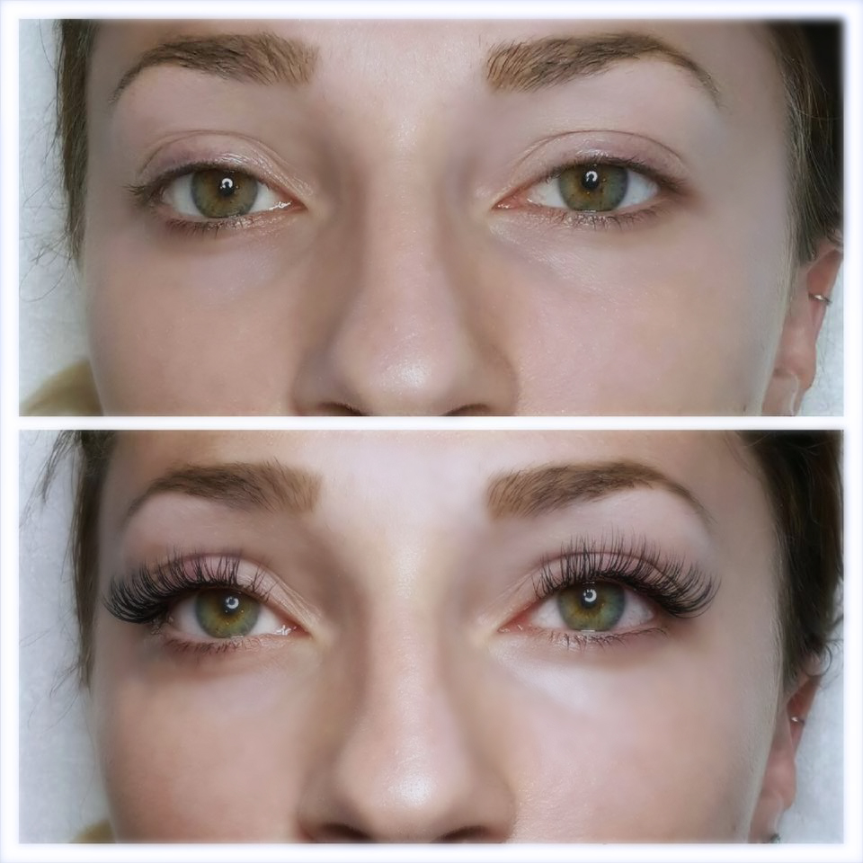 LASH LOVE - Have you always wanted long lush lashes? Yeah, us too. Luckily, this is 2017 and there's pretty much an answer to every beauty conundrum.Enter eyelash extensions. If you've never been the recipient of this service, you're truly missing out. Even if you were born with thick gorgeous lashes, a little extra oomph never hurt a girl.So, what's the downside, you ask? Not a darn thing.When applied properly (which we do—thankyouverymuch), they don't harm the health of your own lashes. You can opt for a long look but not too thick, a long and thick look, a shorter thicker look...you get the idea. It's all up to you. Go natural or pile it on.The icing on the cake? When you're sporting these bad boys, it is no mascara required. That means you'll look your best even when you hop out of bed in the morning.