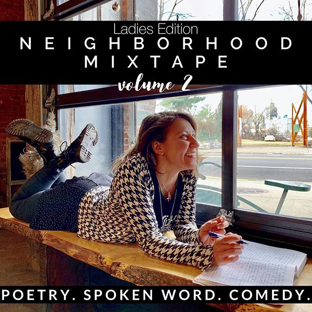 "Please join us this Thursday  7:00-10:00pm for our second . . ""Neighborhood Mixtape""  Ladies edition . . Hosted by @audreyleopard and a collection of New York's most talented ladies as they share poetry, spoken word, comedy and music!!!! . 🐾Dogs are welcome🐾 . . #itsinqueens #astoriaqueens #astoriany #astoriaart #astoriaartist #newyorkcomedy #newyorkcomedian #newyorkpoetry #newyorkspokenword #dogcafe #dogcoffee #womenartists #womenart #astoriacoffee"