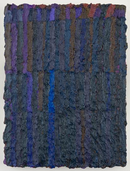 Igitur ,2010-2012 oil on canvas 12 x 9 inches