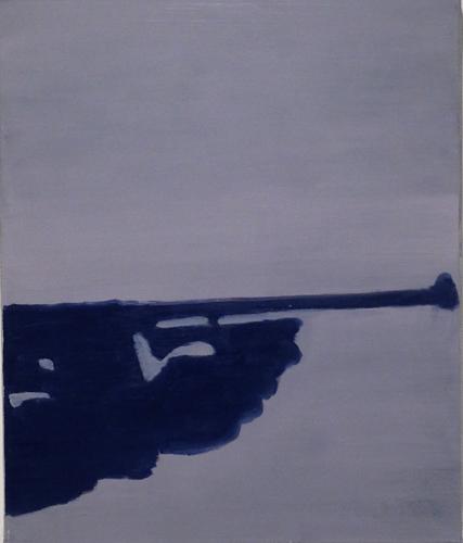 minor colorist ,2014 oil on canvas 24 x 20 inches