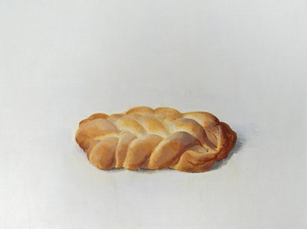challah II , 2013 oil on linen 18 x 24 inches