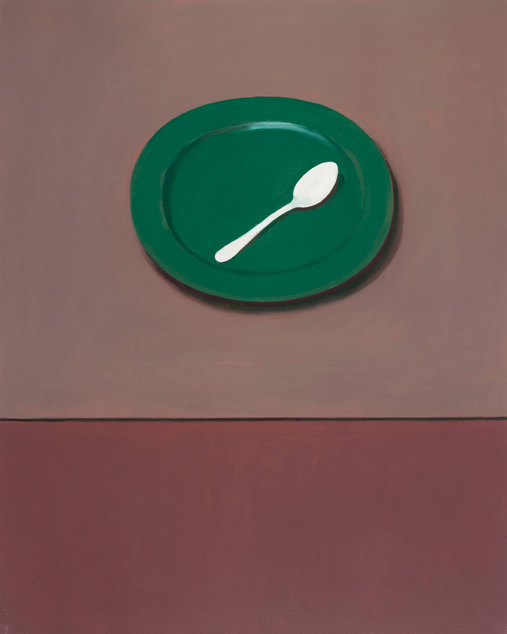 untitled , 2009-2010 oil on canvas 30 x 24 inches