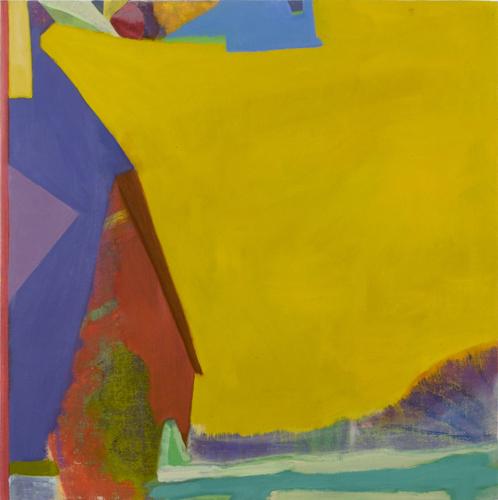 """light ,2010 oil on canvas on panel 24 x 24"""""""