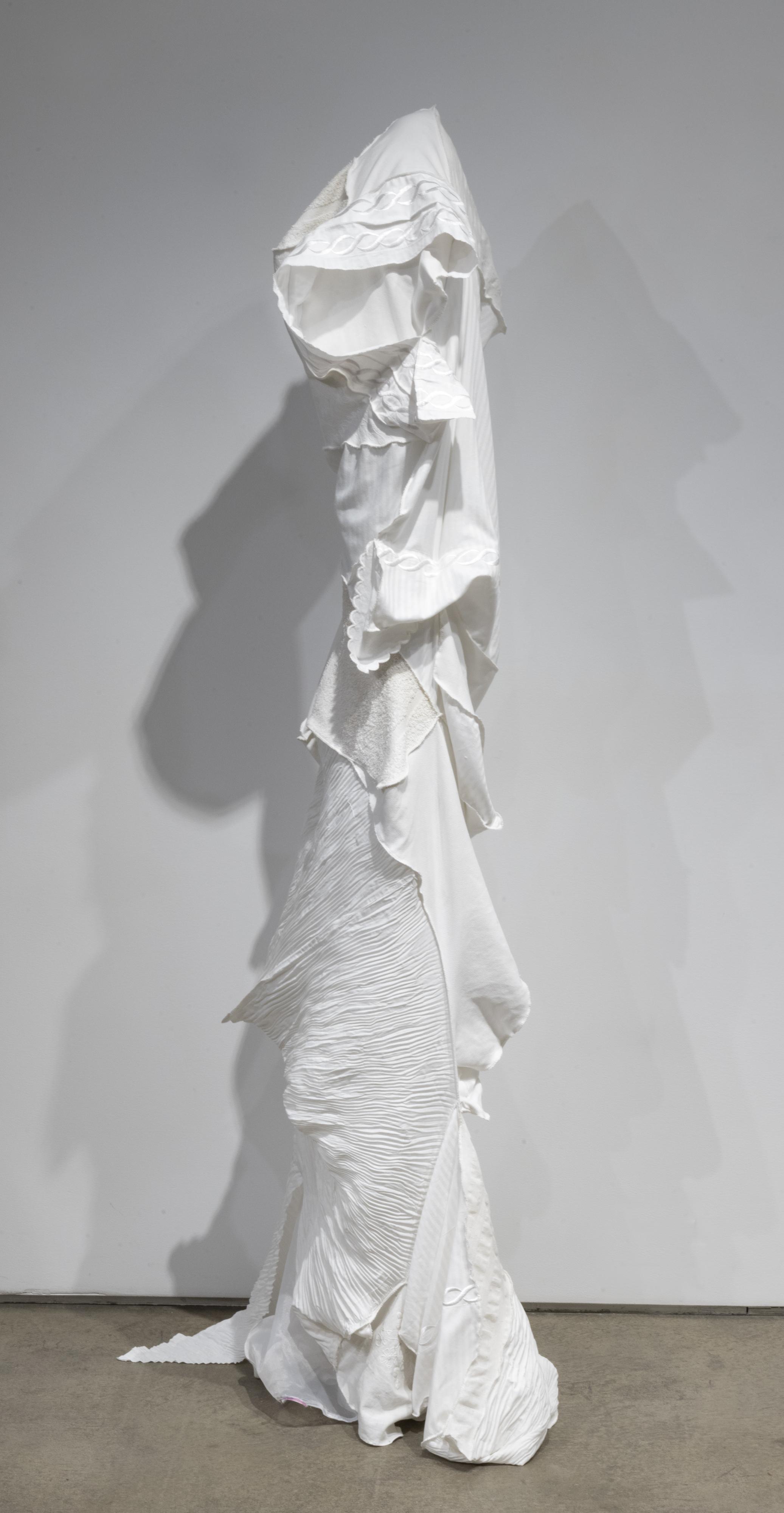 "Louise Michel   Fabrics H 72"" W 21"" D 29"""