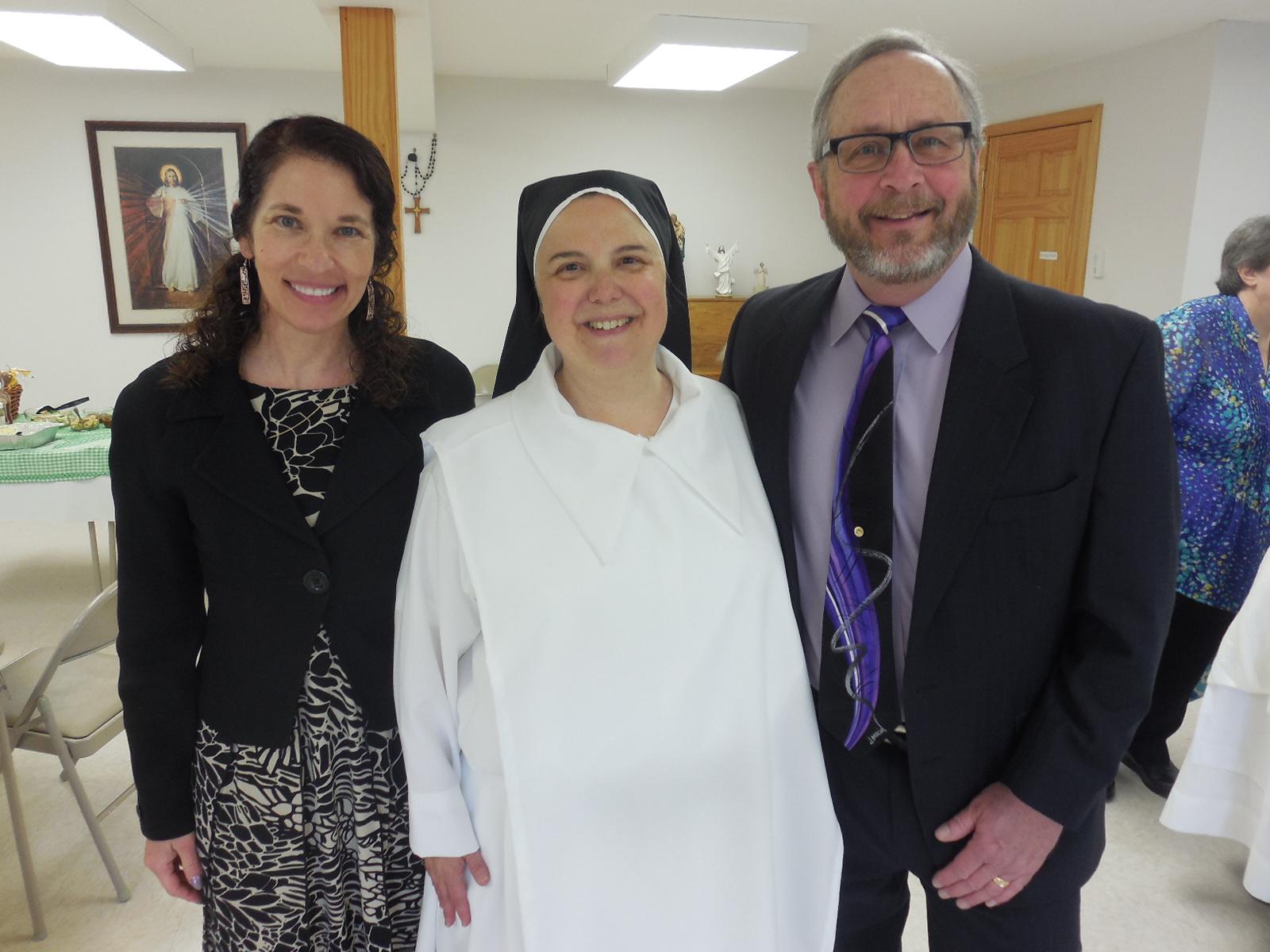 Sr. Maria Veronica of Divine Mercy