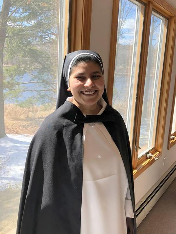 Sr. Mary Daniela of Divine Mercy