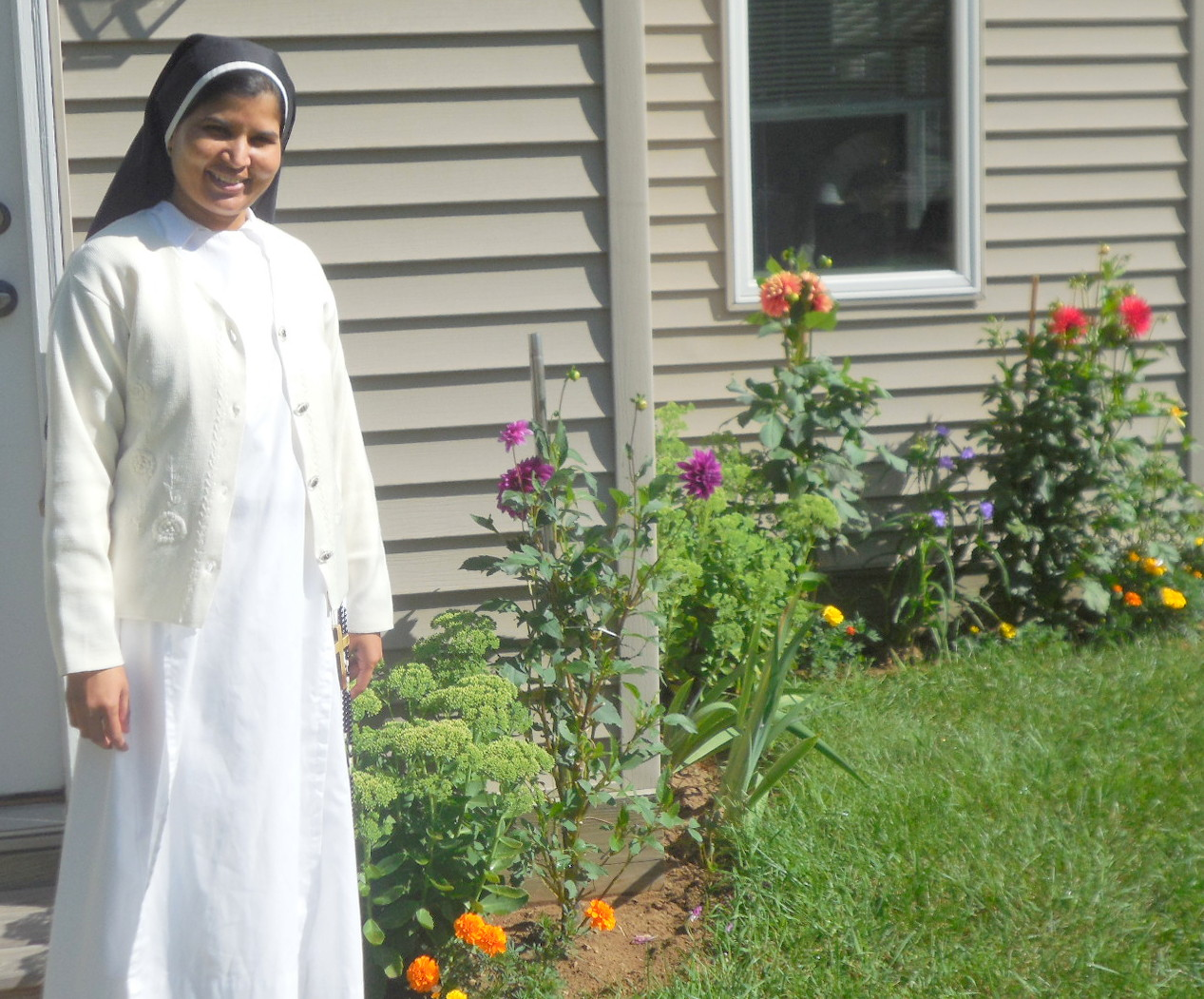 Sr. Mary Saima of the Sacred Heart