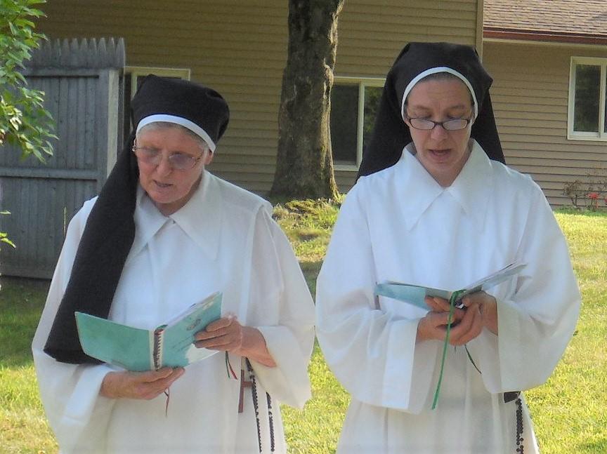 Sr. Agnes and Sr. Joseph