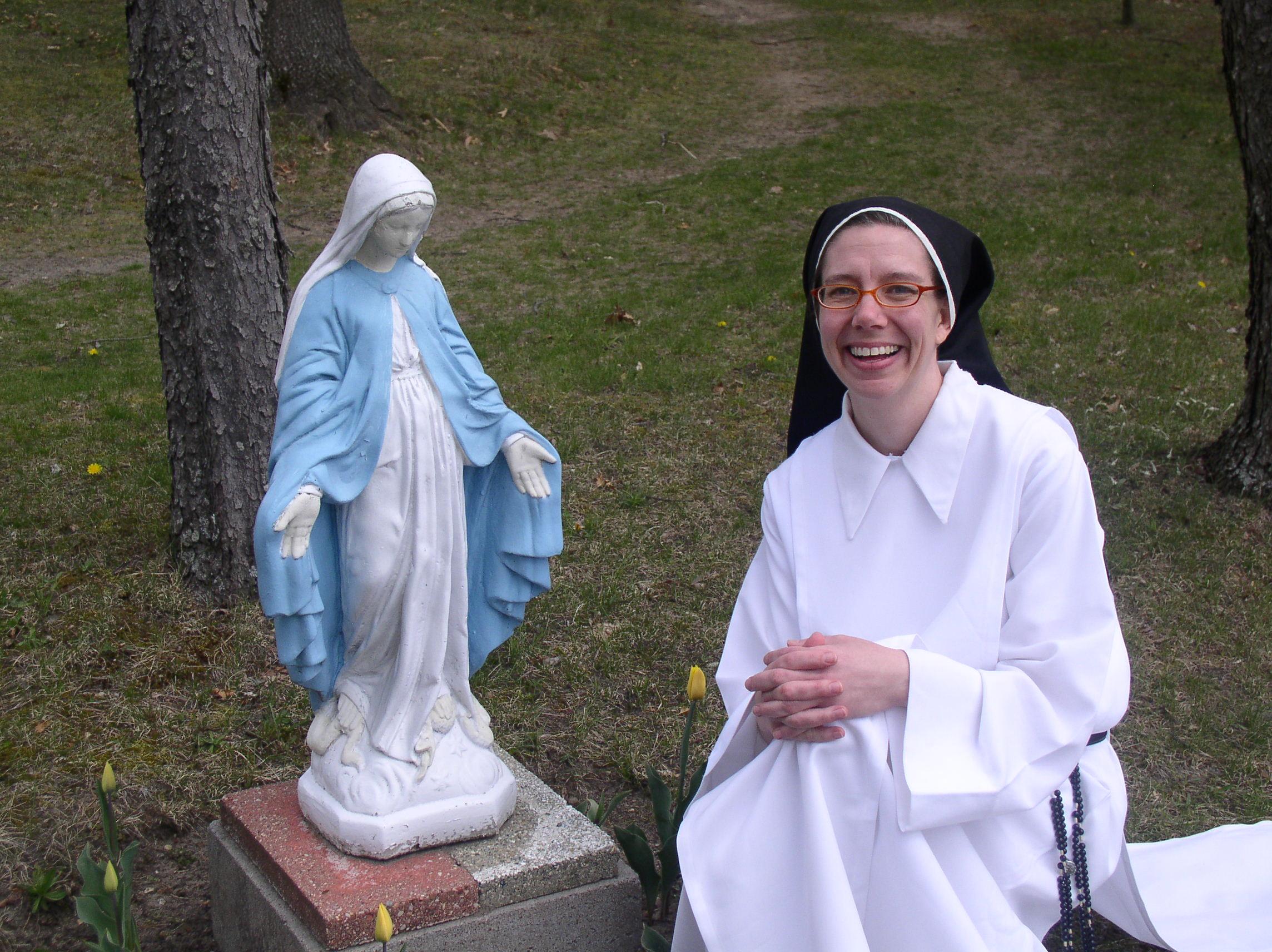Sr. Mary Joseph of the Holy Family