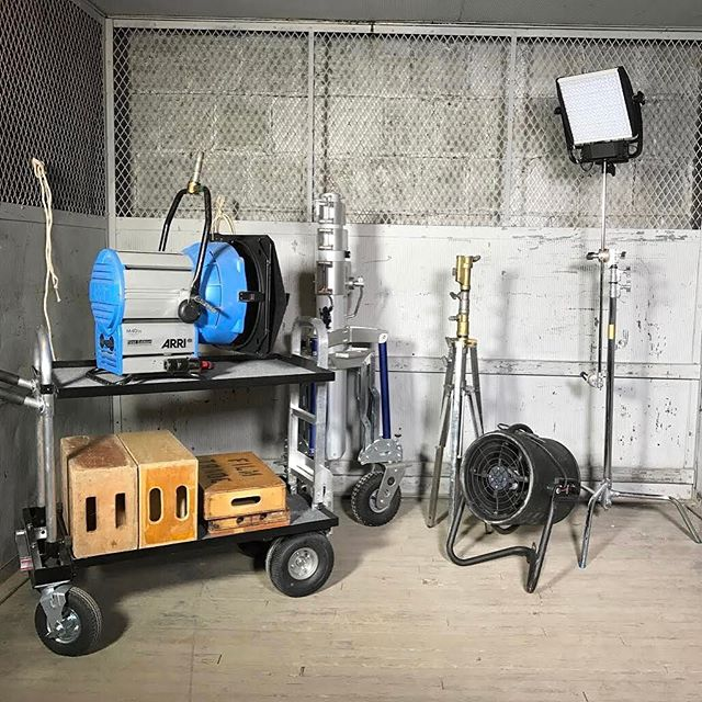 Assorted grip and lighting gear. Available to rent through Hook Equipment, email equipment at hook studio dot com. For full EQ inventory click link in bio. . . . . . #hmi #tungsten #arri #hookequipment #hookstudio #productionequipment #griprental #lightingrental #productionrental #eqrental #brooklyn #nyc #photoshoots