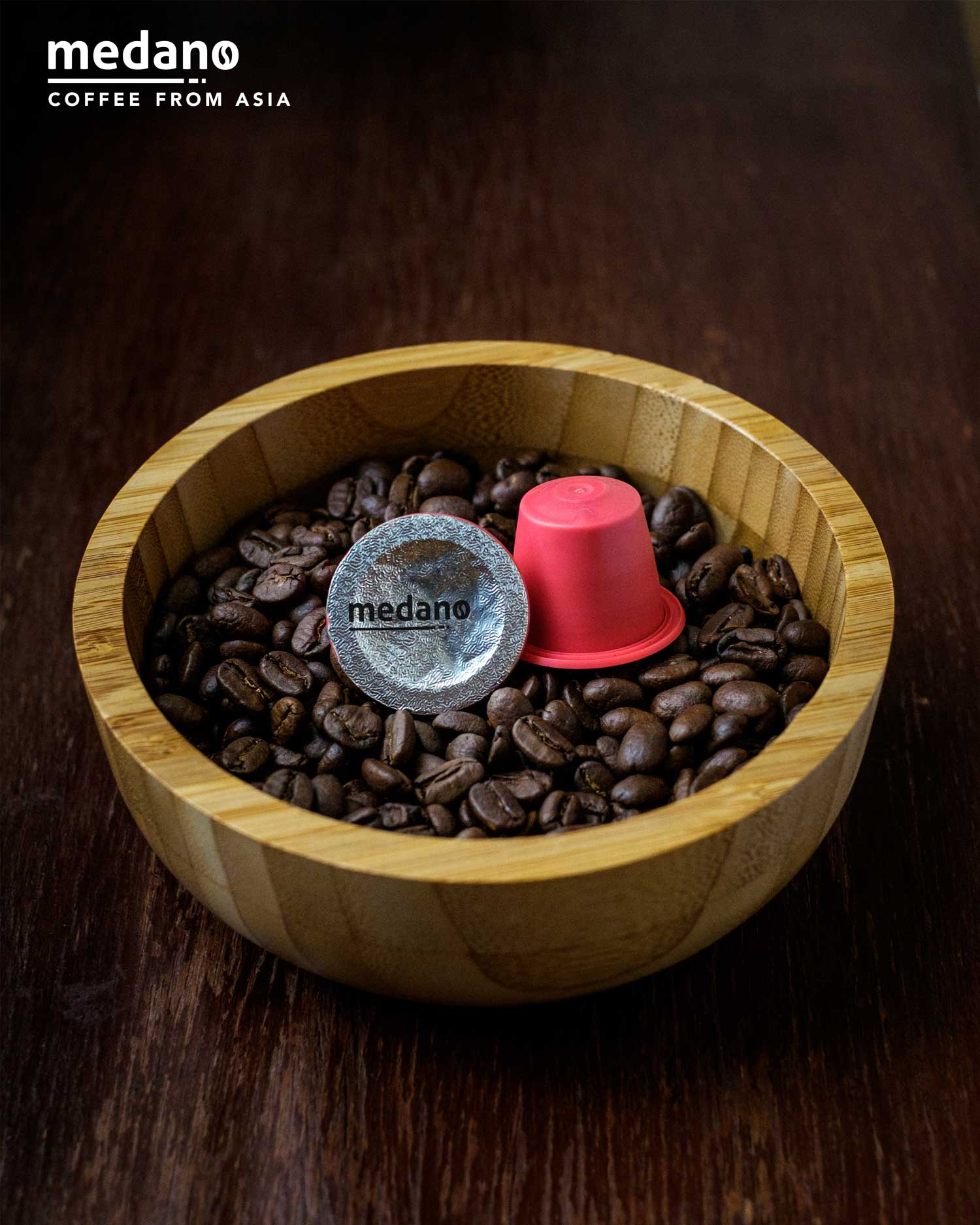 Gayo Coffee  Beans  &  Pods