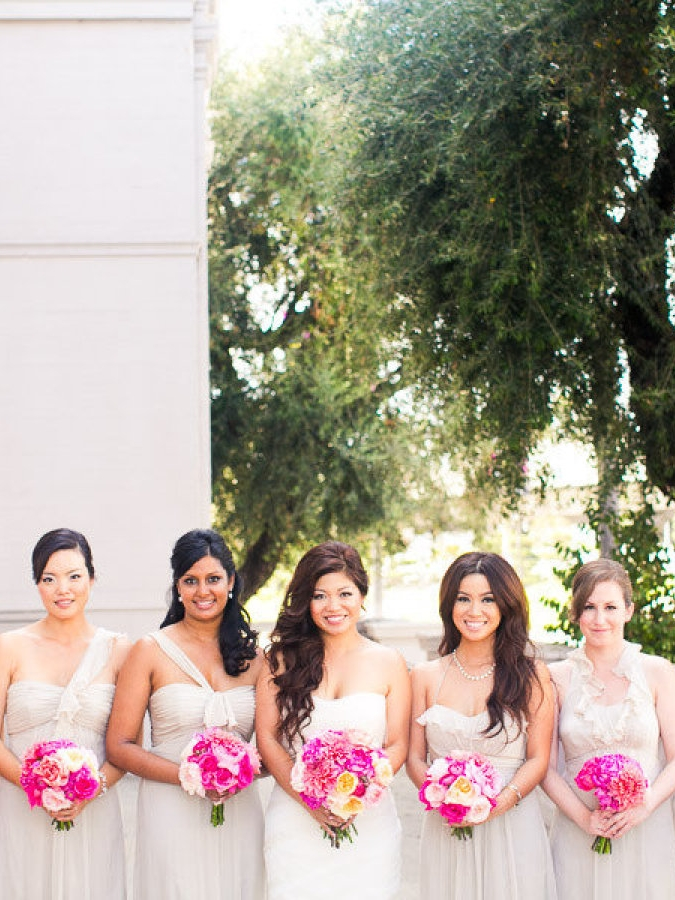 STYLE ME PRETTY : Los Angeles Wedding From Amber Events + Callaway Gable