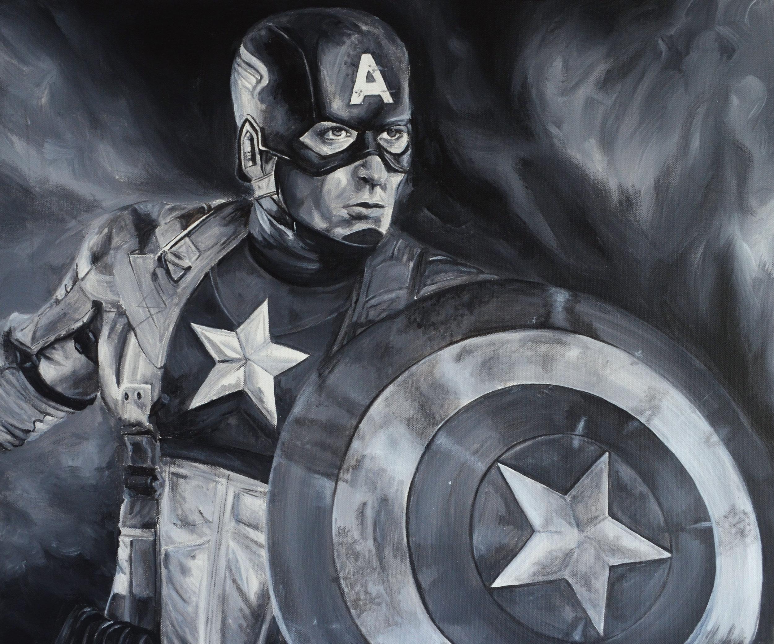 Captain America - Avengers Series