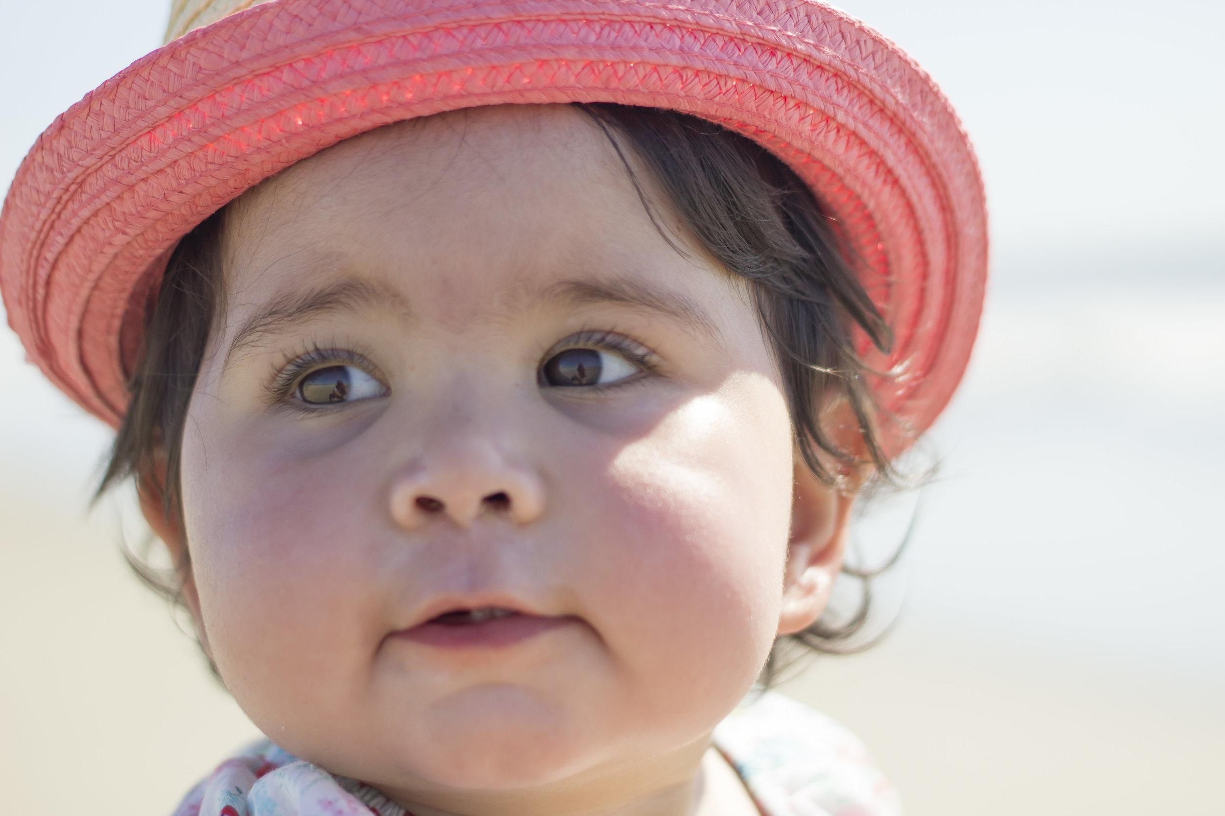 Toddler Beach Photography Ideas