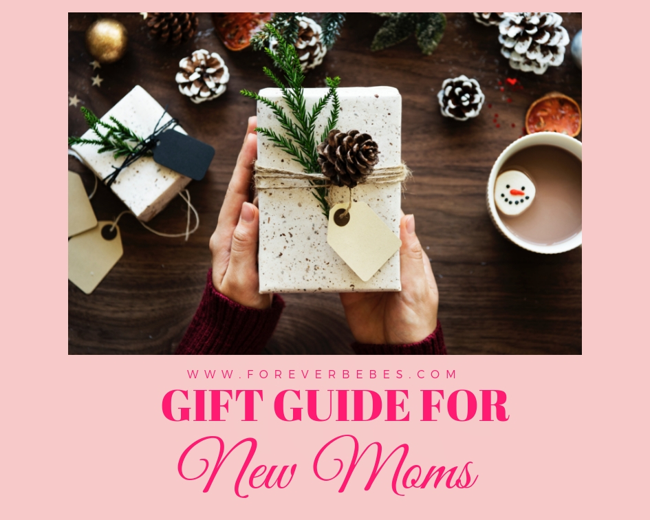 Thoughtful Gift Guide For New Moms