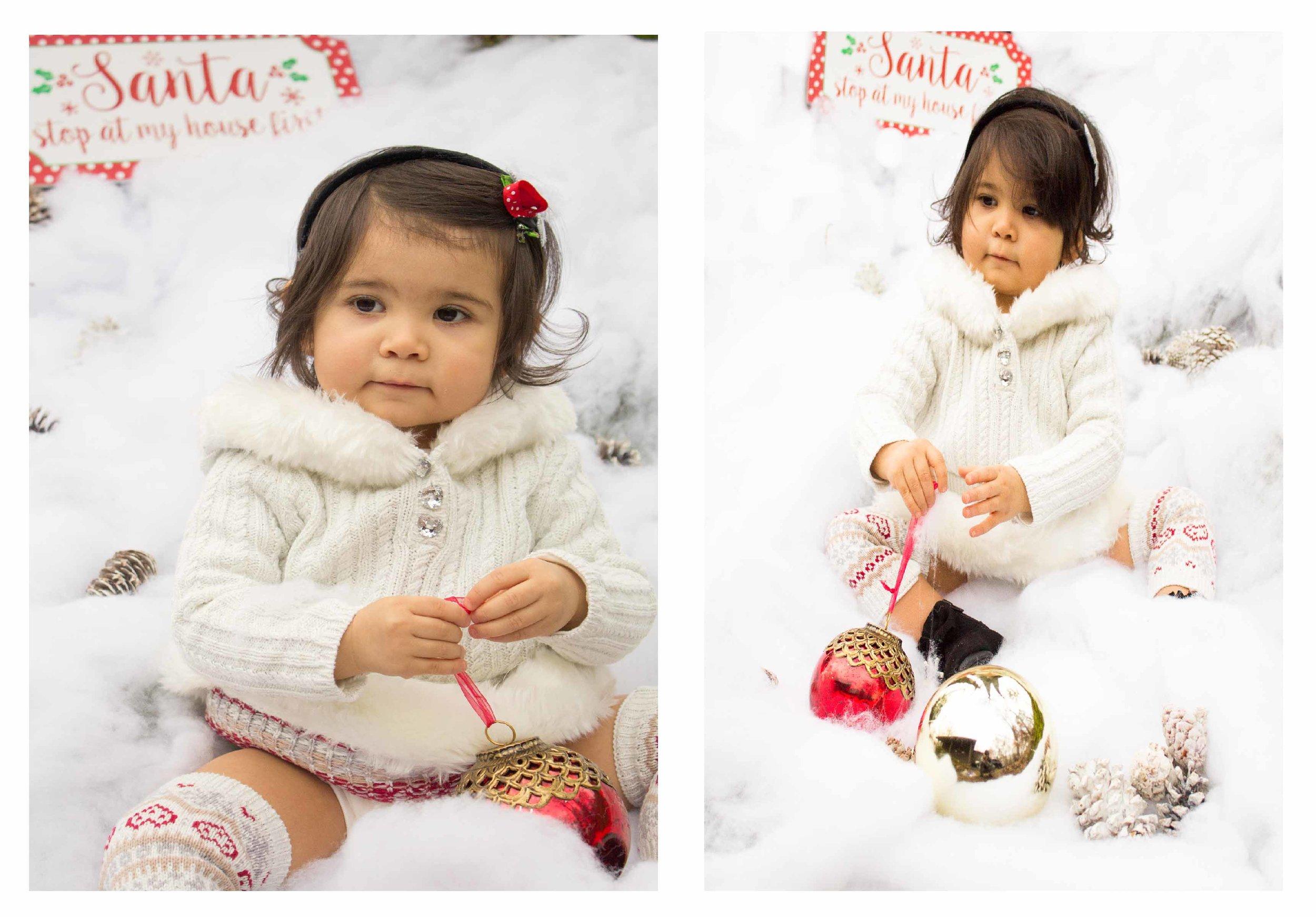 christmas baby photography ideas