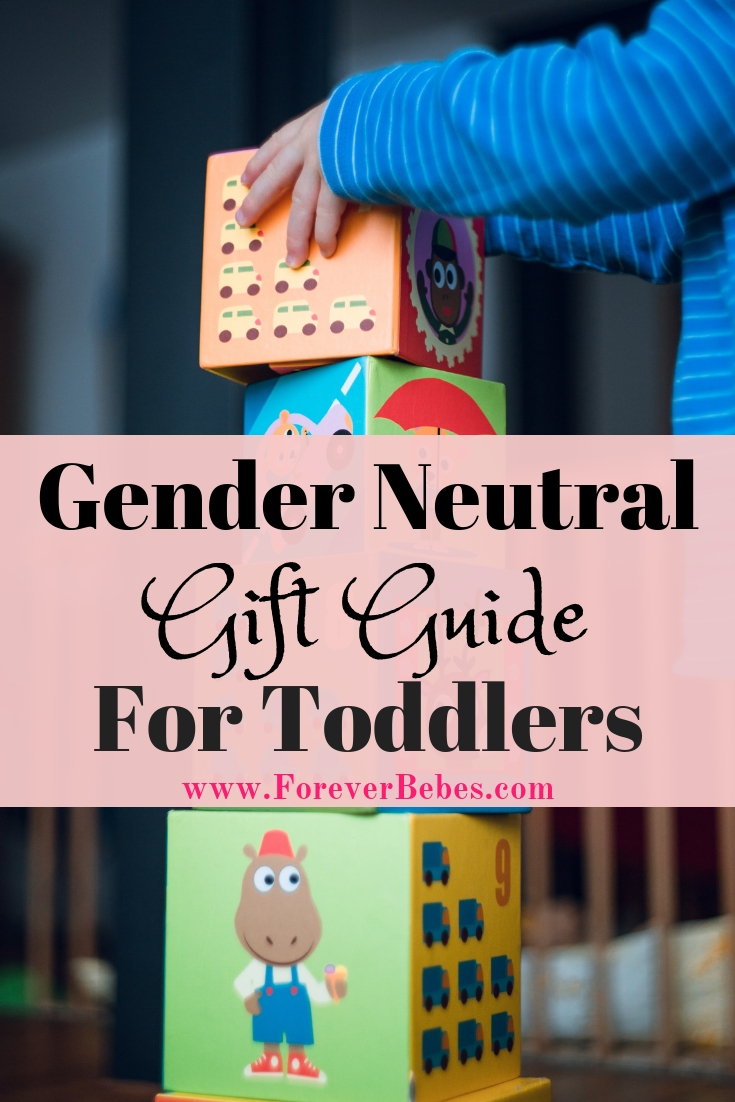 gender neutral gift guide for toddlers