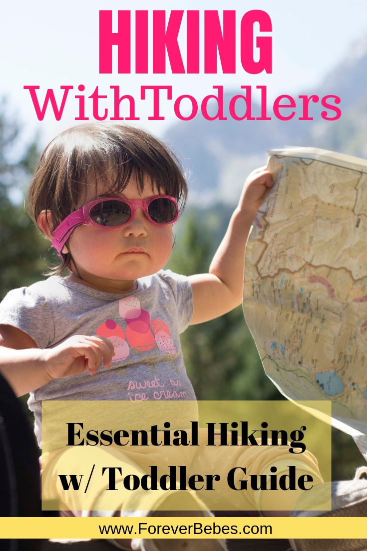 hiking with a toddler tips