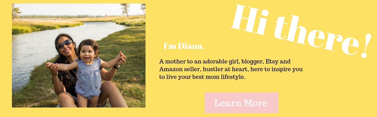 Forever Bebes | About | Meet Diana, the mom behind this website and lifestyle blog