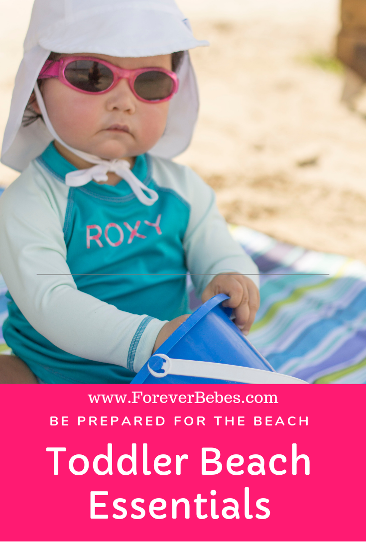 toddler beach essentials packing list