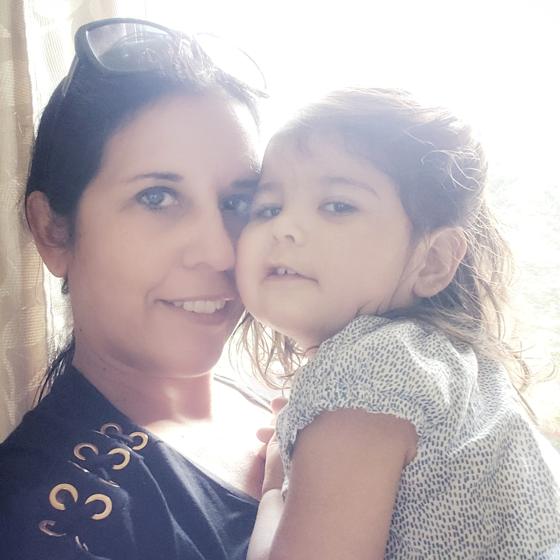 Forever Bebes | About | Diana Dominguez and child