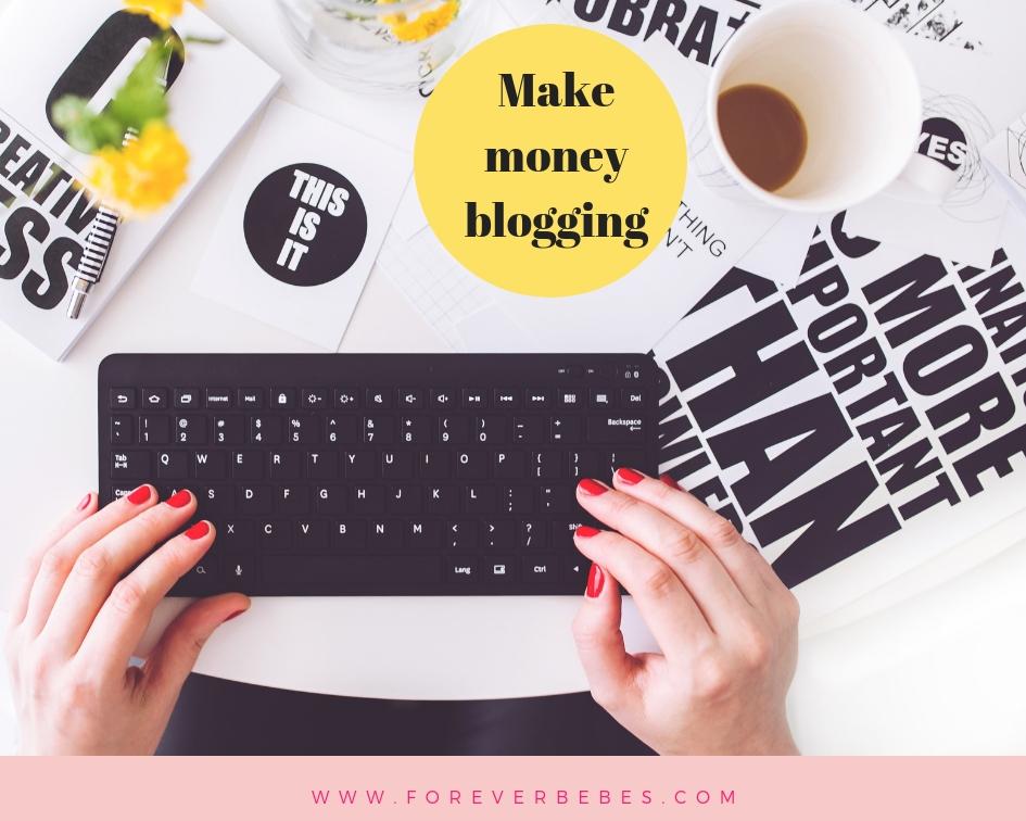 making money blogging affiliate marketing