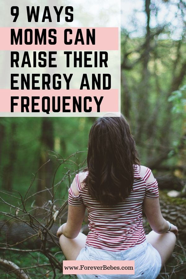 how moms can raise their frequency